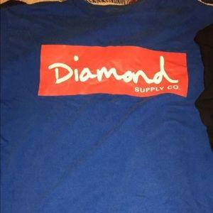 Diamonds supply shirt